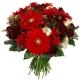 Букет цветов новогодний 32