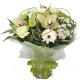 Букет цветов африканский 11
