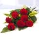 Букет цветов африканский 16