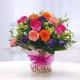 Букет цветов африканский 18