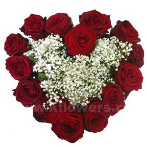 Букет цветов 41