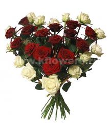 Букет цветов 45