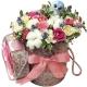 Букет цветов американский 25