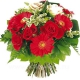 Букет цветов европейский 15
