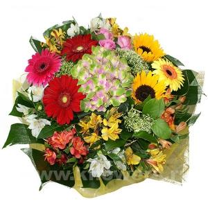 Букет цветов 46