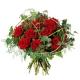 Букет цветов европейский 18
