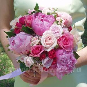 Букет невесты 117