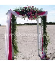 Свадебная арка 11