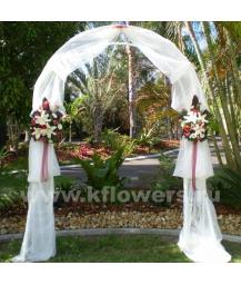 Свадебная арка 14