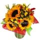 Букет цветов 48