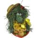 ёжик из цветов (25 см)
