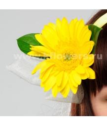 Корсаж из цветов 11