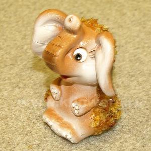 Фигурка слоненок 11