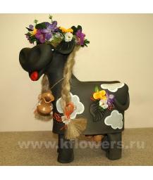 Корова-колокольчик большая