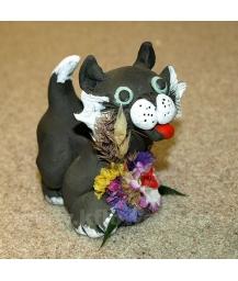Фигурка кошки