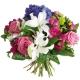 Букет цветов европейский 24
