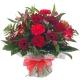 Букет цветов африканский 27
