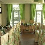 Весенние краски в оформлении ресторана Вишневый сад г Юбилейный