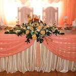 Очаровательная романтика в декоре летней свадьбы, организованной в ресторане Оазис