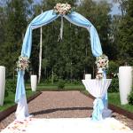 Оформление свадьбы в бутик-отеле Мона
