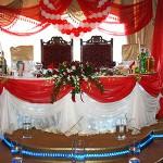 Свадьба в ресторане Каспий