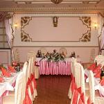 Бюджетный декор свадебного зала