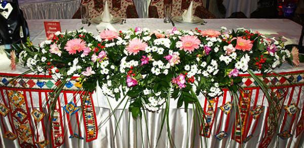 Оформление свадебного зала в Пушкино