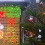 Новогоднее оформление, сказочный декор и фантастическая иллюминация