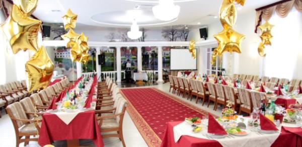 Банкетный зал ресторана Времена Года