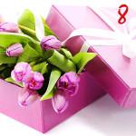 Восхитительные цветы к 8 марта – чудесный подарок с давними традициями