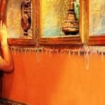 Загадочные восточные танцы в исполнении Амиры