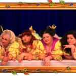 Пышки-шоу «Веселые Девчата»