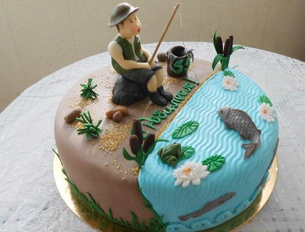 Украшение тортов к юбилею с приколом фото