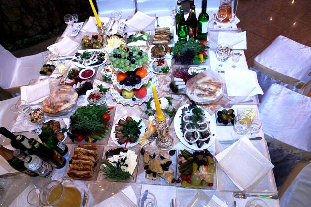 Кулинарные шедевры от поваров ресторана Каспий