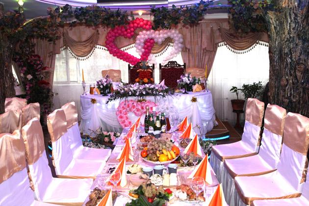 Свадьба в ресторанах Подмосковья фото