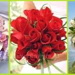 Свадебные традиции: ловим свадебный букет
