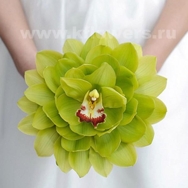 Гламелия - роскошный букет для гламурных невест