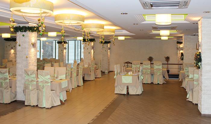 Масса возможностей для проведения свадьбы в Подмосковье