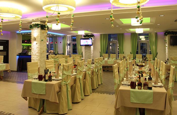 Подмосковный ресторан - замечательное место для проведения свадьбы или иного торжества