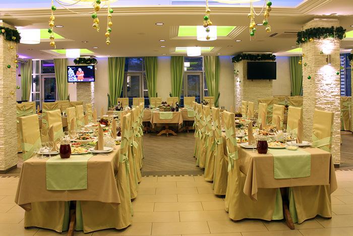 Банкетный зал ресторана Вишневый сад, г. Юбилейный