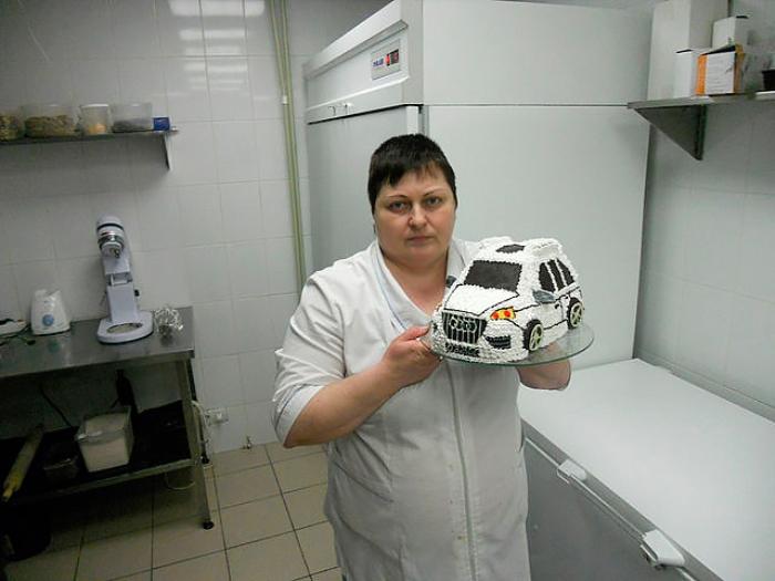 Профессиональные кондитеры салона авторских тортов
