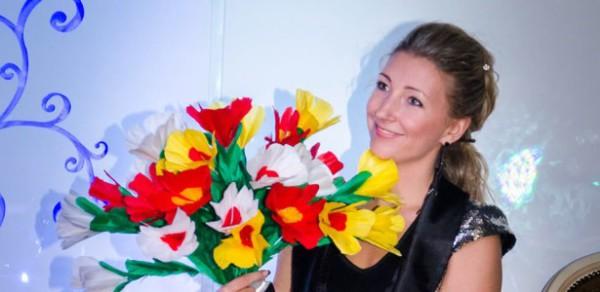 Ведущий-иллюзионист Мария Фролова, Москва