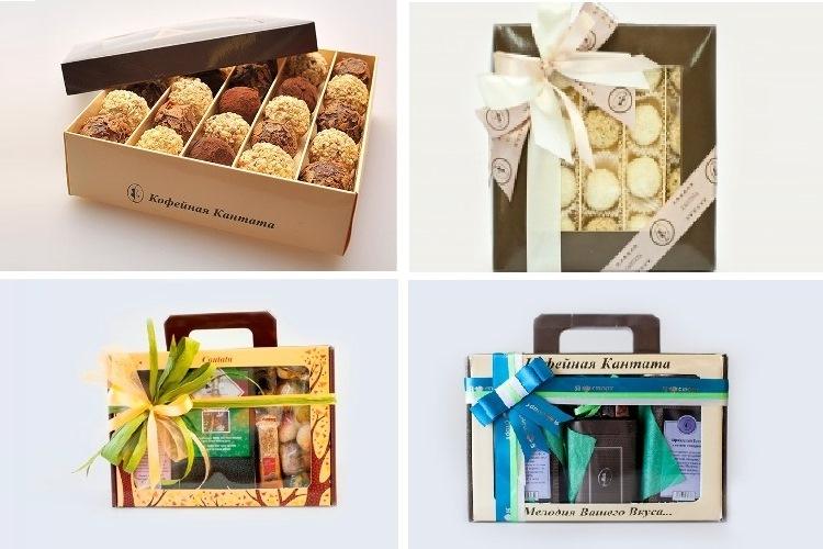 Бесподобные шоколадные подарки уместны для дарения по любому из существующих поводов