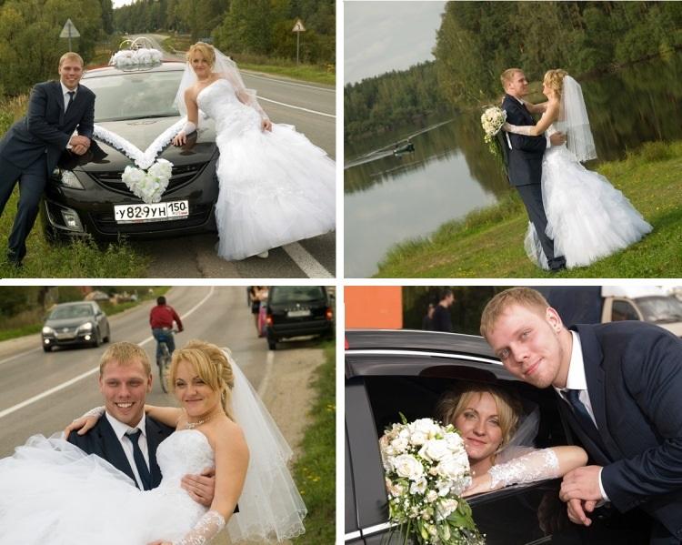 Фото и видео дня бракосочетания станут основой семейного архива