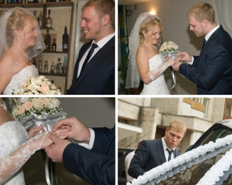 Свадебный фотограф зафиксирует все значимые моменты