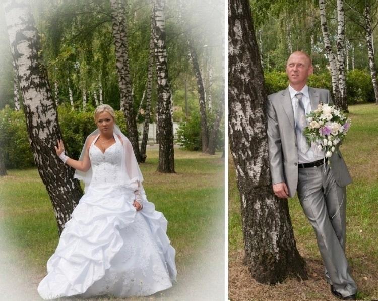 Свадебный фотограф найдет верный ракурс и создаст идеальный образ