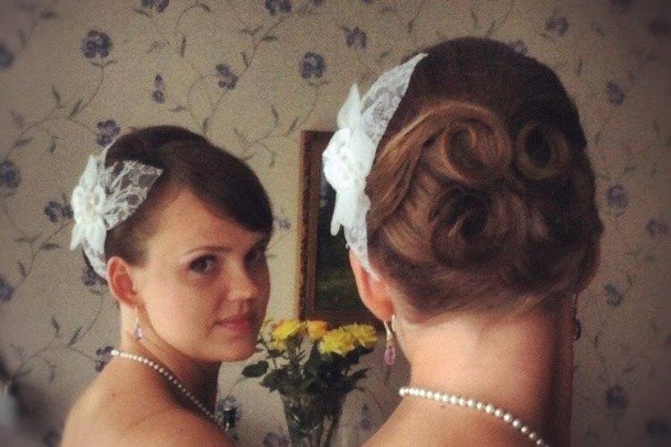 Красивая, уверенная в себе, приветливая невеста