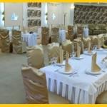 Прекрасная кухня и царственный интерьер ресторана Загородный