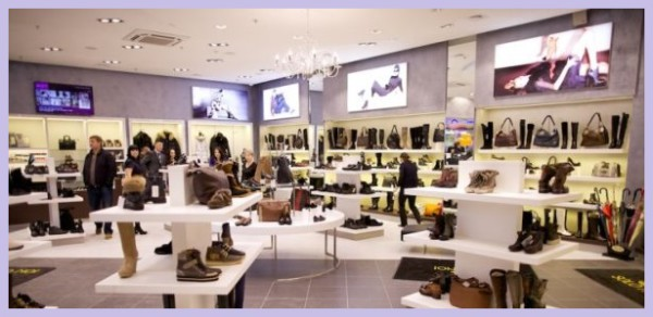 Салон итальянской обуви Solo Noi