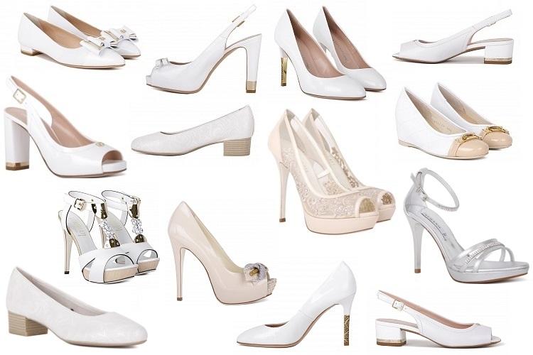 Подобрать свадебные женские туфли в салоне Solo Noi ничуть не сложно